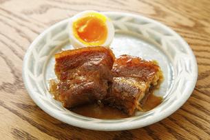 豚の角煮の写真素材 [FYI04778695]