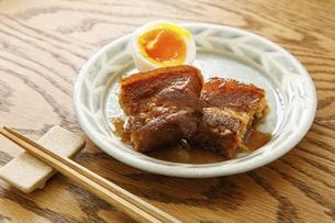 豚の角煮の写真素材 [FYI04778696]