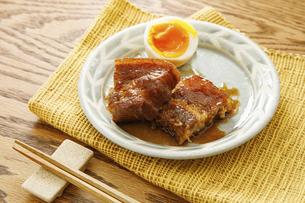 豚の角煮の写真素材 [FYI04778697]