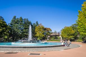 東京都 日比谷公園の写真素材 [FYI04778770]