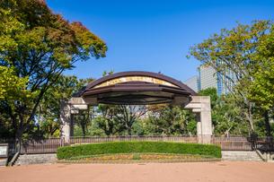 東京都 日比谷公園の写真素材 [FYI04778772]