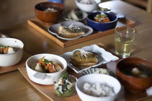 鯖の味噌煮の写真素材 [FYI04779024]