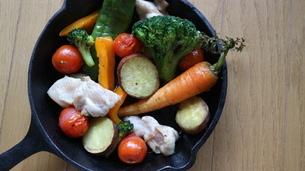 地物野菜の写真素材 [FYI04779041]