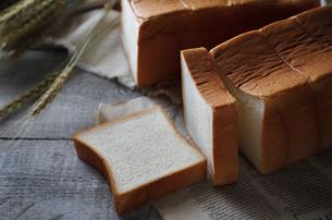 横浜発祥 角型食パンの写真素材 [FYI04779167]