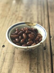 ピーナッツの甘辛煮の写真素材 [FYI04779419]