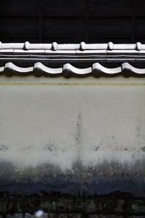 塀の写真素材 [FYI04779961]
