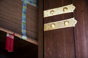 飛鳥巫神社の写真素材 [FYI04779985]