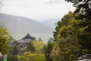 奈良県明日香村の風景の写真素材 [FYI04779988]