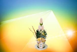 門松の写真素材 [FYI04780114]