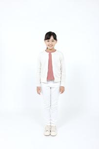 笑顔の女の子の写真素材 [FYI04780839]