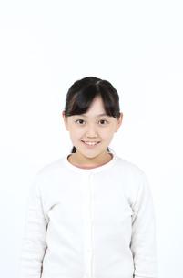 笑顔の女の子の写真素材 [FYI04780840]
