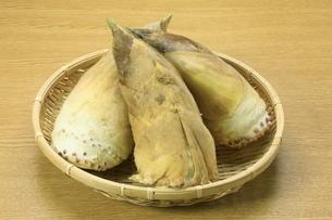 竹の子の写真素材 [FYI04781371]