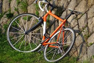 ロードバイクの写真素材 [FYI04781880]