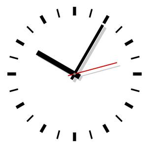 時計アイコンイラストのイラスト素材 [FYI04782321]