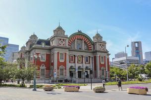 大阪・中之島の中央公会堂の写真素材 [FYI04782975]