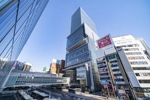 渋谷ヒカリエの風景の写真素材 [FYI04783354]