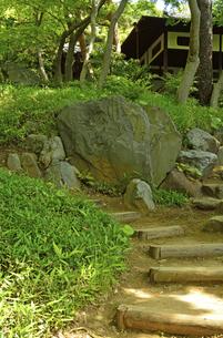 殿ケ谷戸庭園・紅葉亭の写真素材 [FYI04783947]
