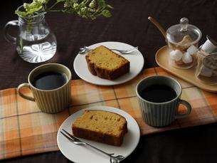 パウンドケーキの写真素材 [FYI04784536]