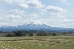 大山 (伯耆富士)の写真素材 [FYI04784599]