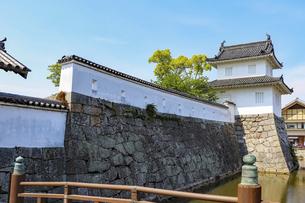 赤穂城の櫓の写真素材 [FYI04784777]