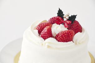 クリスマスケーキの写真素材 [FYI04785947]