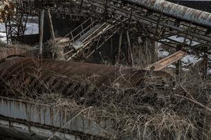 廃工場の写真素材 [FYI04786092]
