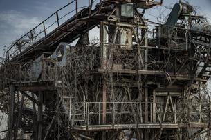 廃工場の写真素材 [FYI04786093]