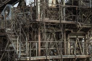 廃工場の写真素材 [FYI04786095]