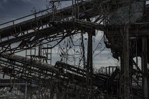 廃工場の写真素材 [FYI04786096]
