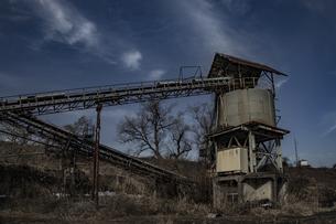 廃工場の写真素材 [FYI04786101]