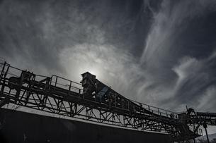 廃工場の写真素材 [FYI04786105]