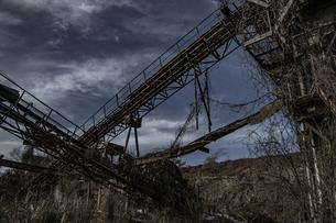 廃工場の写真素材 [FYI04786111]