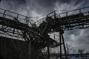 廃工場の写真素材 [FYI04786112]