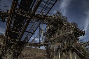 廃工場の写真素材 [FYI04786114]