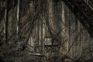 廃工場の写真素材 [FYI04786121]