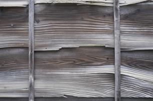 板塀の写真素材 [FYI04786733]