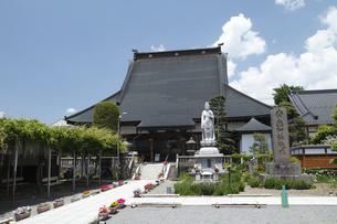 西念寺の写真素材 [FYI04786788]