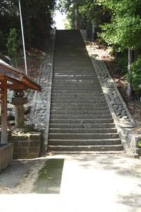 大伴神社の写真素材 [FYI04786796]