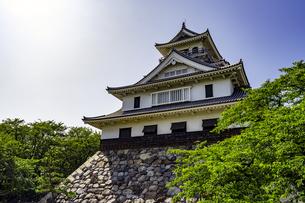 長浜城歴史博物館の写真素材 [FYI04786936]