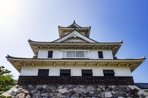 長浜城歴史博物館の写真素材 [FYI04786937]