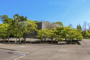 赤穂城・本丸と天守台の写真素材 [FYI04786962]