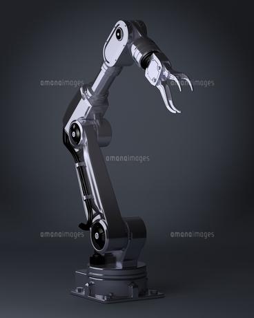 ロボットアームのイラスト素材 [FYI04788139]