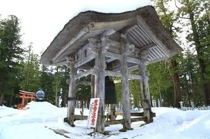 出羽三山神社の写真素材 [FYI04788718]