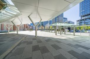 東京駅丸の内広場の写真素材 [FYI04790152]