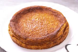 ベイクドチーズケーキの写真素材 [FYI04790180]