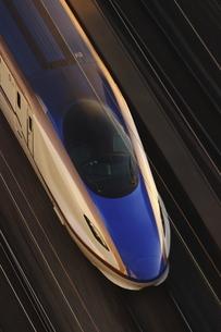 北陸新幹線 E7系の写真素材 [FYI04790746]