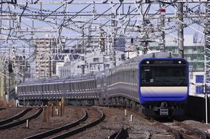 総武快速線・横須賀線 E235系1000番台の写真素材 [FYI04790758]