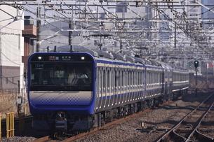 総武快速線・横須賀線 E235系1000番台の写真素材 [FYI04790759]
