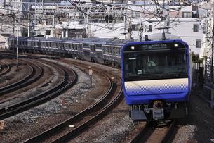 総武快速線・横須賀線 E235系1000番台の写真素材 [FYI04790760]