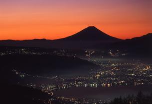 長野県塩尻市東山 高ボッチ高原の写真素材 [FYI04791158]